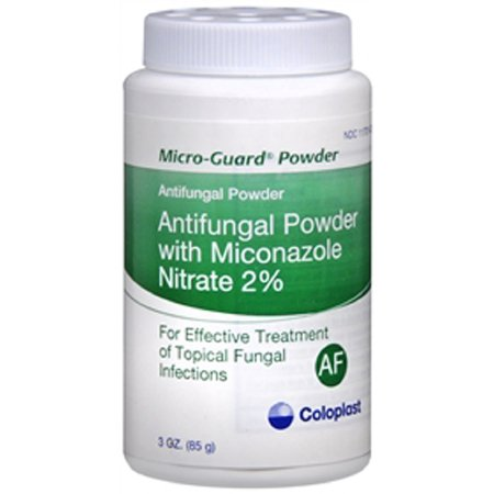 Micro-Guard Antifungal 2% Strength Powder 3 oz. Shaker Bottle, 1337 - EACH
