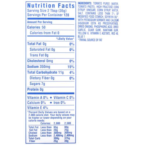 KRAFT Bulk Fat-Free Catalina Salad Dressing, 1 gal. Jug (Pack of 4)