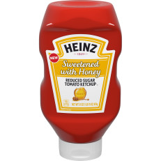 Heinz Sweetened with Honey Ketchup (31 oz.) image