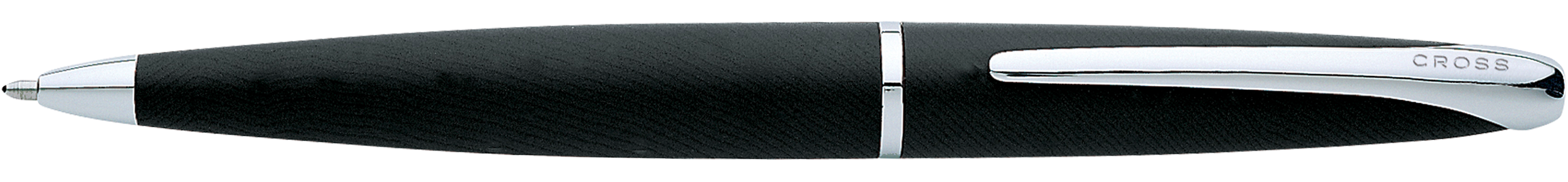 ATX Basalt Black Ballpoint Pen