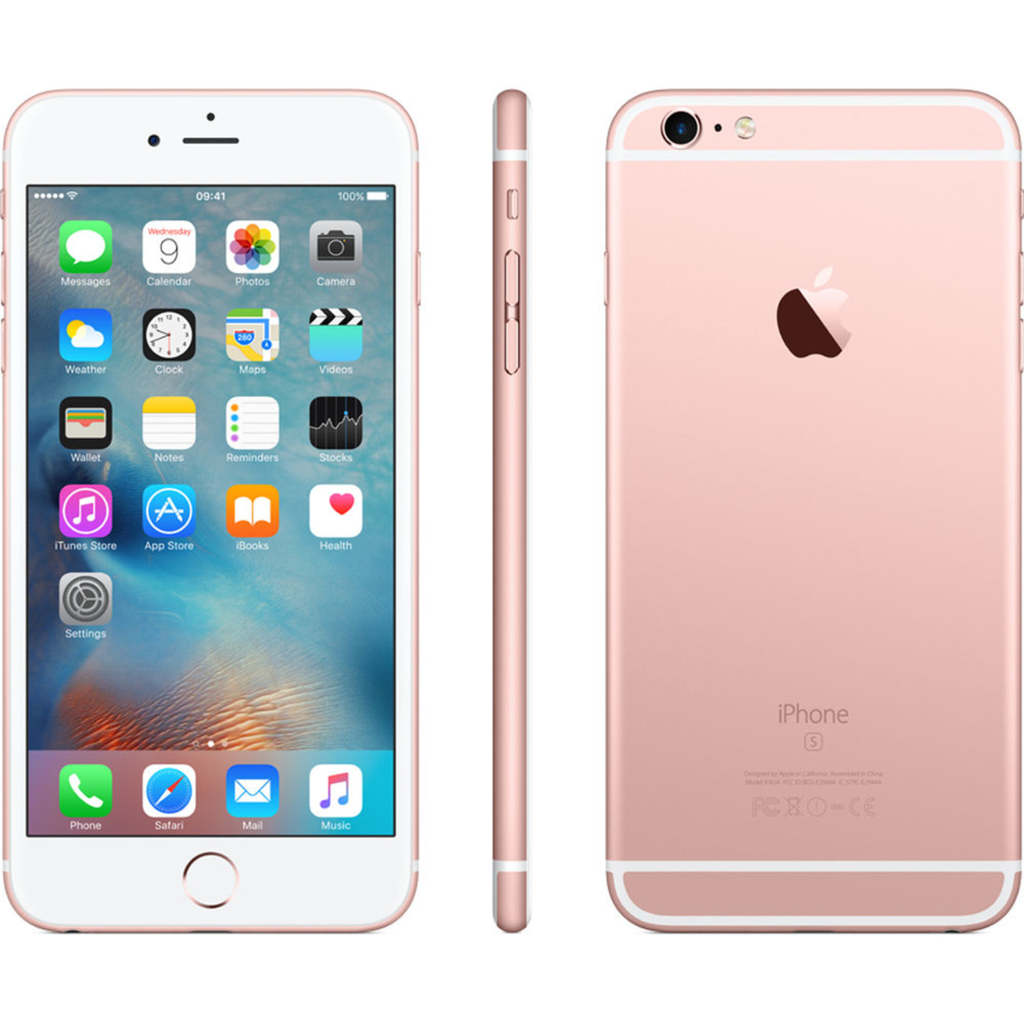 apple iphone 6s plus 16gb unlocked gsm 4g lte 12mp phone certified refurbished ebay. Black Bedroom Furniture Sets. Home Design Ideas