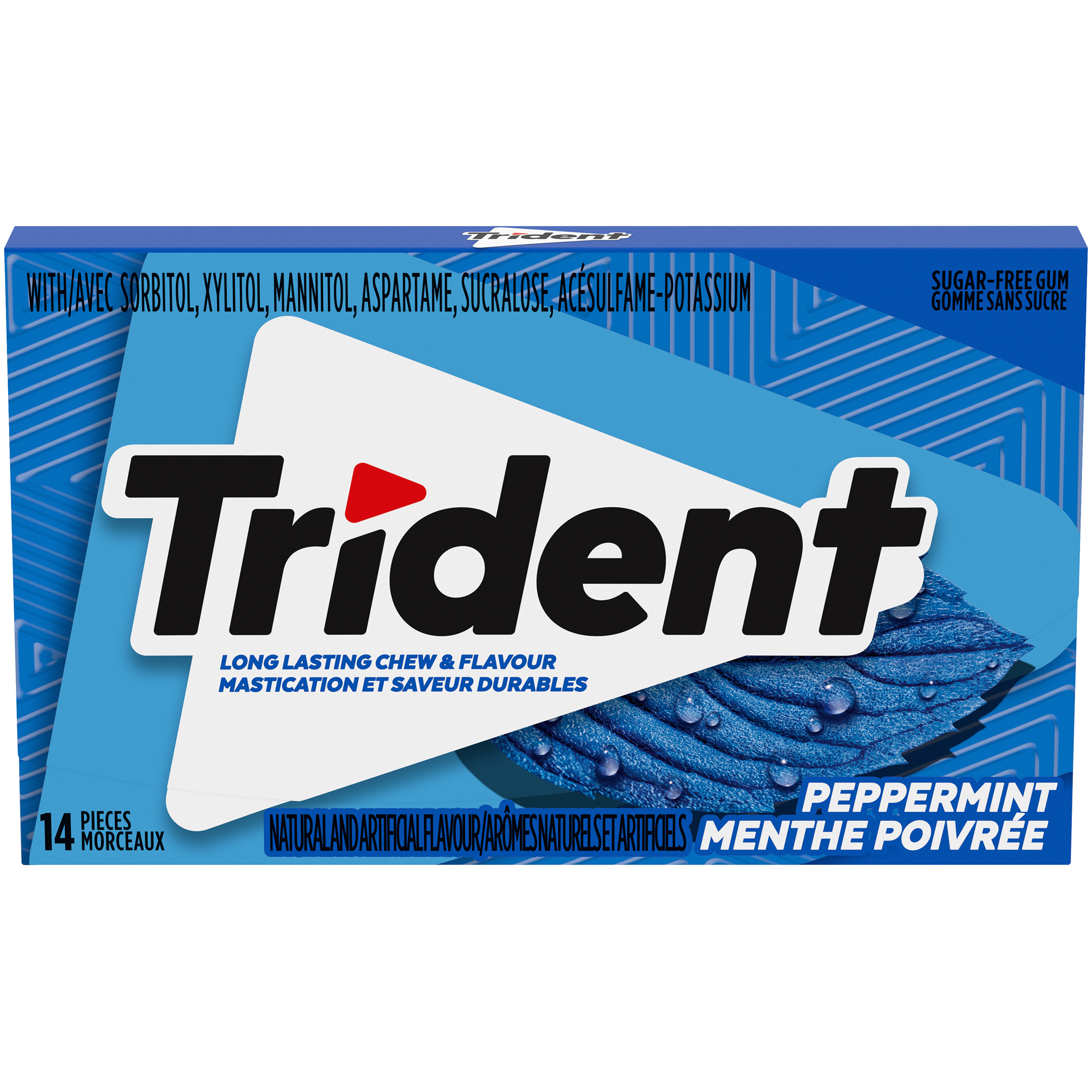 TRIDENT BAT MENTHE 14MCX