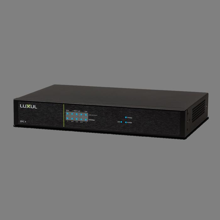 Multi-WAN Gigabit Router w/Domotz Wave Electronics