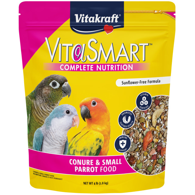 Product-Image showing VitaSmart Conure & Small Parrot