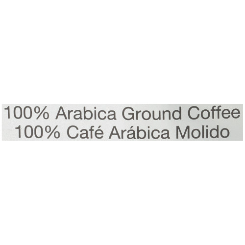 CAFÉ COLLECTIONS House Blend Roast & Ground Decaf Coffee, 5 oz. (Coffee) Pack of 45