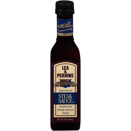 LEA & PERRINS Steak Sauce, 10 oz. Bottles (Pack of 12)