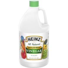 Heinz Distilled White Vinegar 64 fl oz Jug image