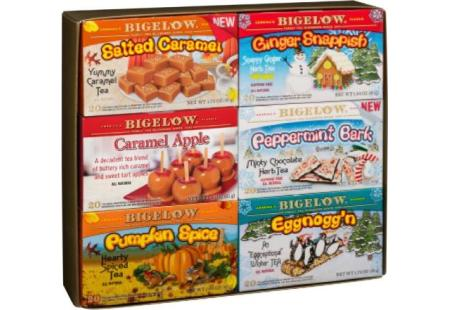 Bigelow Seasonal Tea Gift Box