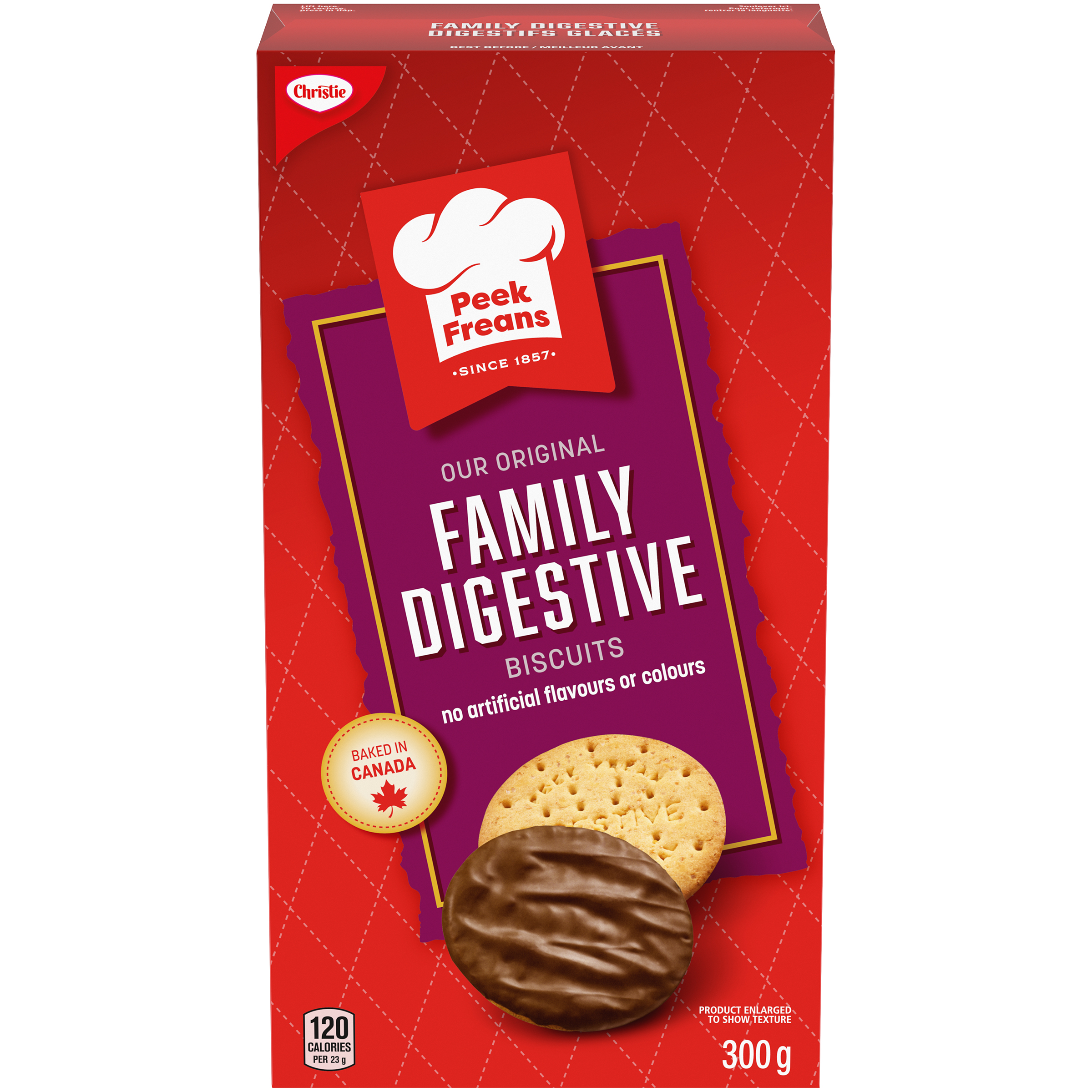 Peek Freans Family Digestive Biscuits 300 G