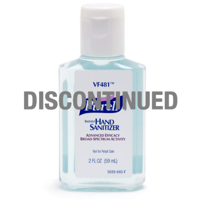PURELL® VF481™ Hand Sanitizer Gel - DISCONTINUED