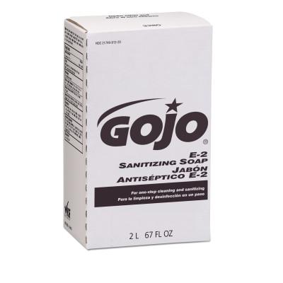 GOJO® E-2 Sanitizing Lotion Soap - DISCONTINUED