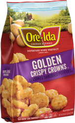 GOLDEN CRISPY CROWNS image