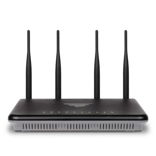 2-Band Wireless Gb Router w/Domotz Wave Electronics