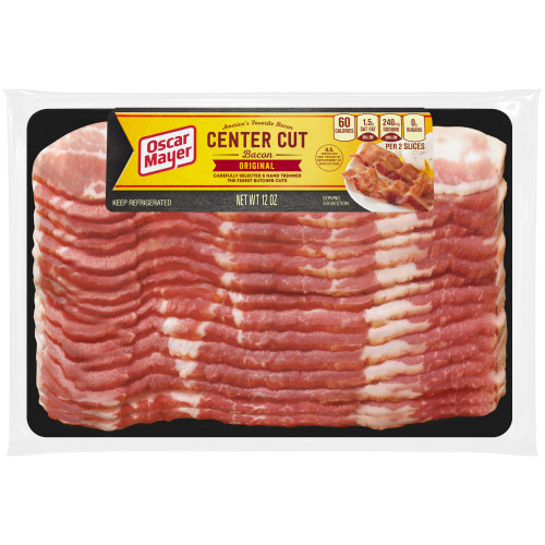 Oscar Mayer Center Cut Bacon, 12 oz
