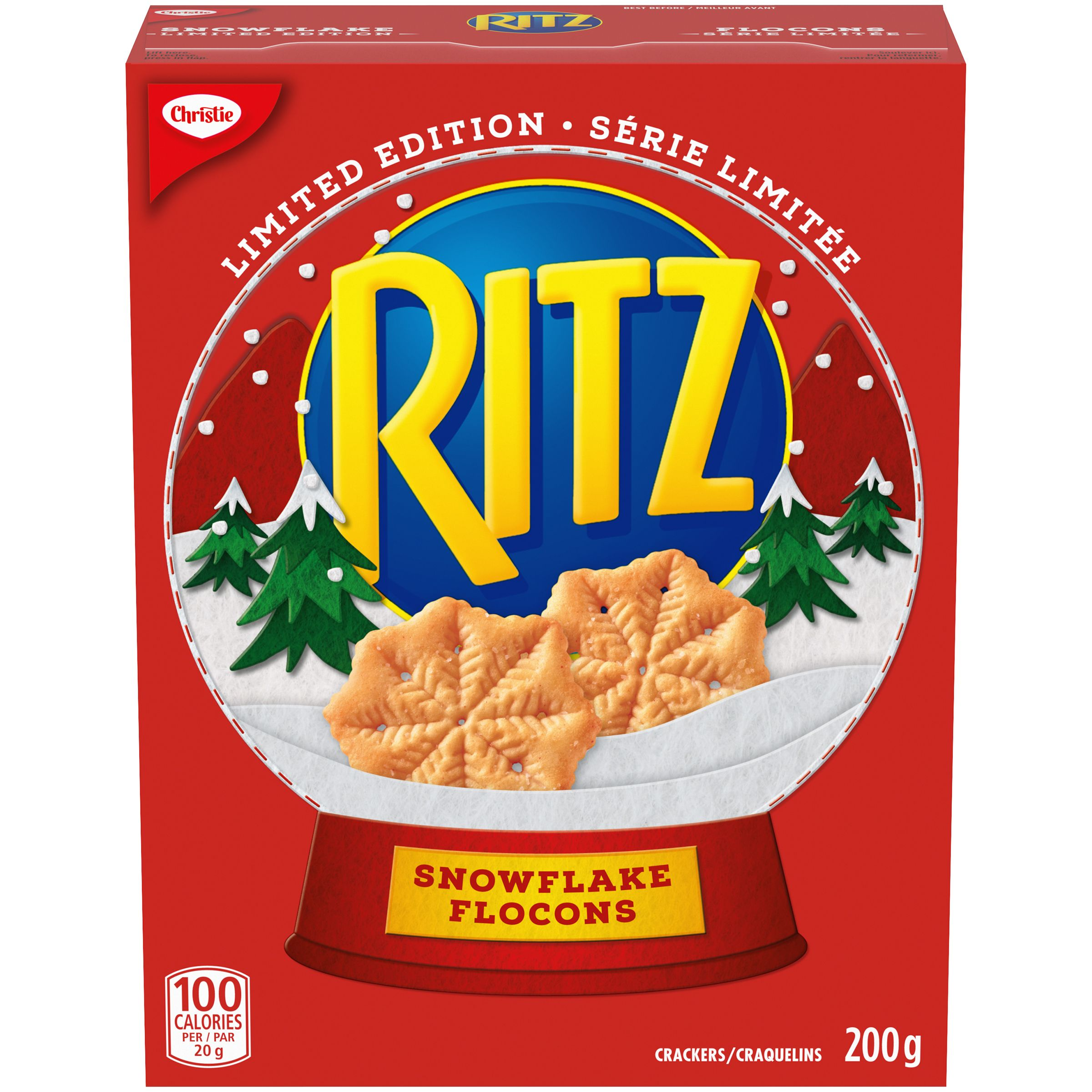 RITZ  SNOWFLAKE 200 GRM