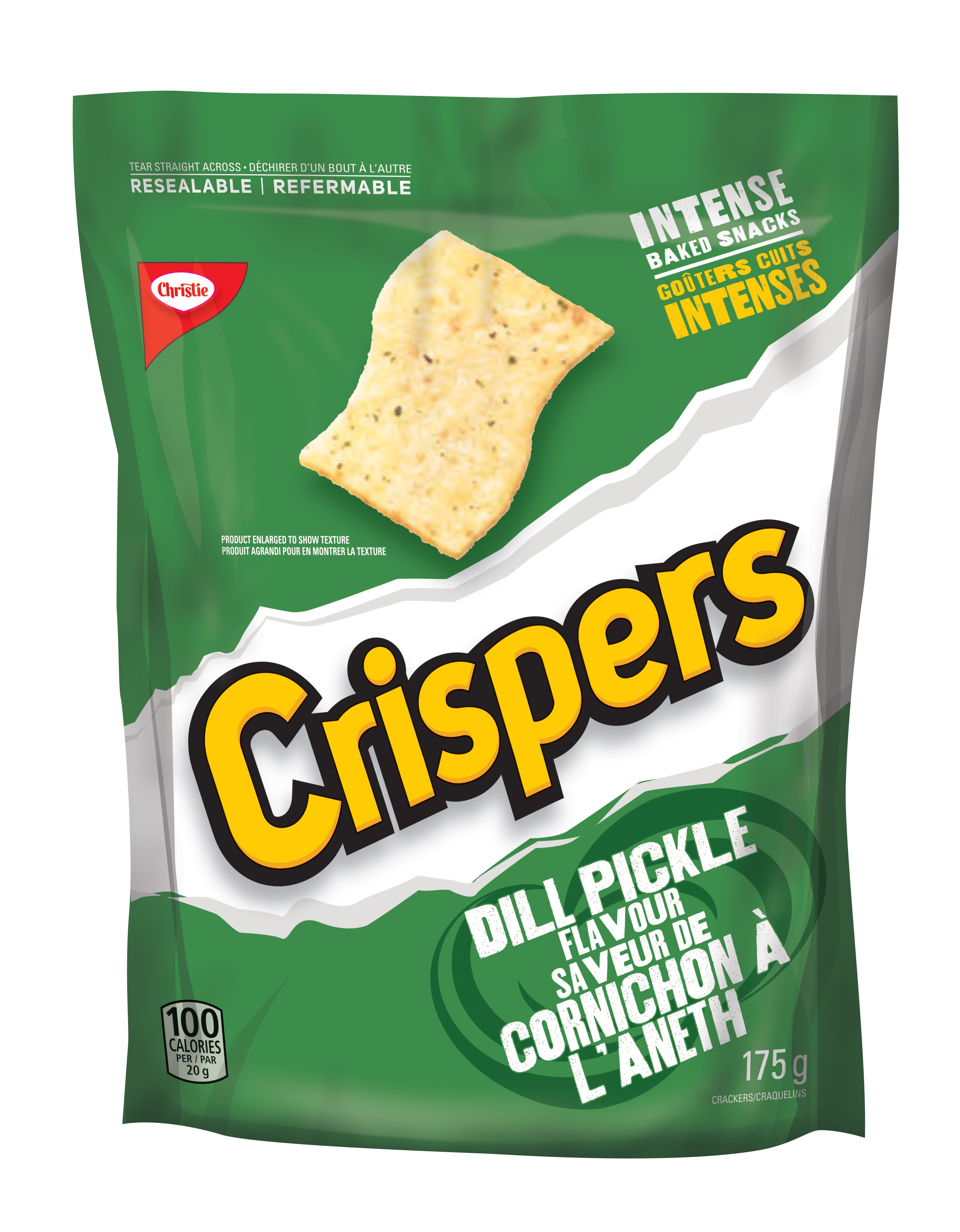 CRISPERS  PICKLE 175 GRM