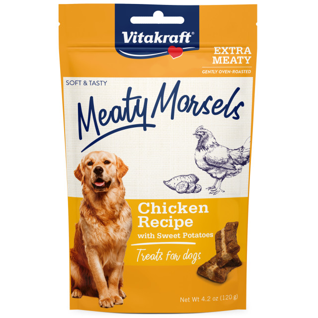 Product-Image showing Meaty Morsels Chicken Recipe with Sweet Potato