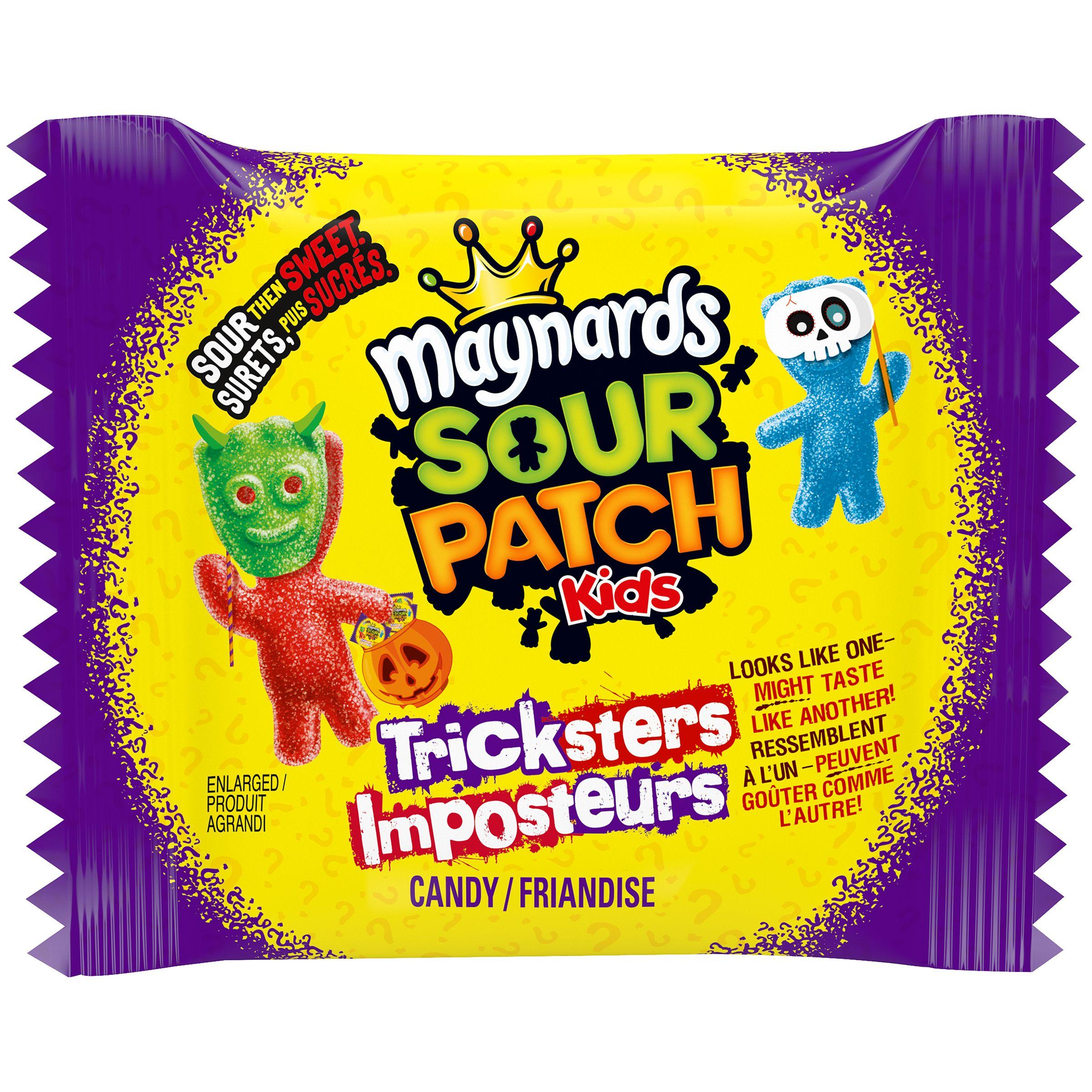 Maynards Sour Patch Kids Tricksters Soft Candy 300 G