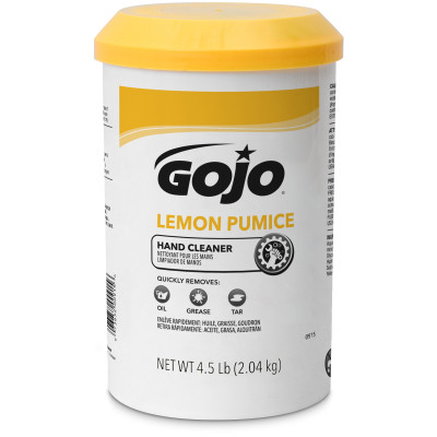 GOJO® Lemon Pumice Hand Cleaner