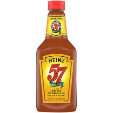 Heinz 57 Sauce, 20 oz Bottle image