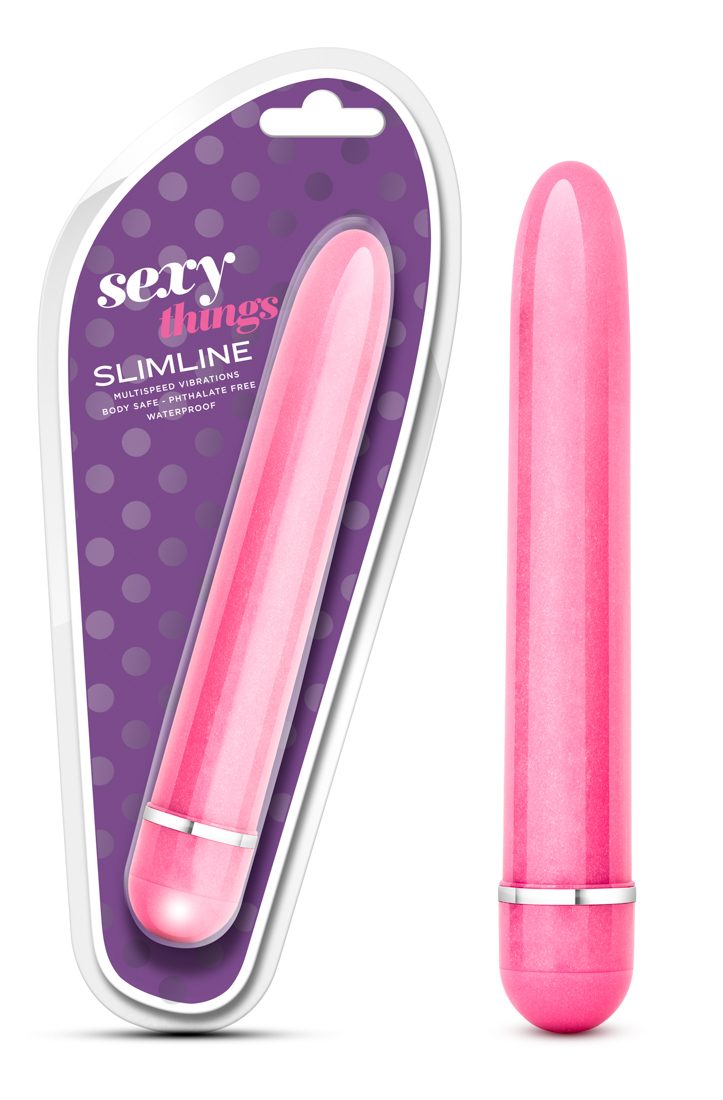 Sexy Things - Slimline Vibe - Pink