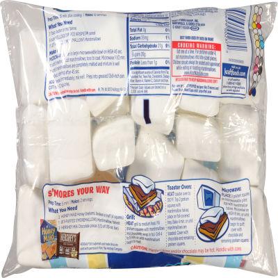 JET-PUFFED S'moreMallows Marshmallows 14oz Bag
