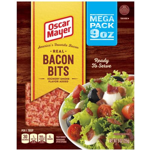Oscar Mayer Bacon Bits Pouch, 9 oz
