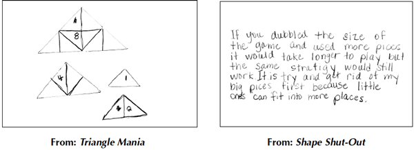Tangrams portfolio sample