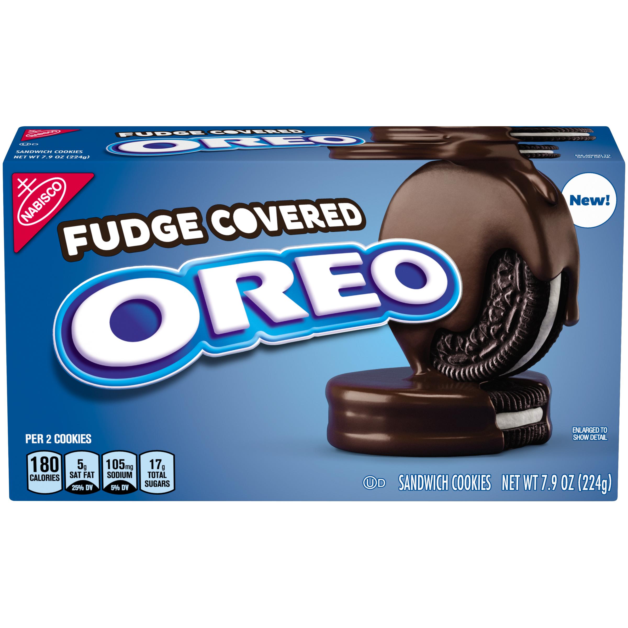 OREO Chocolate Fudge Cookies 7.9 oz
