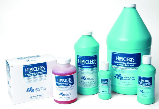 Hibiclens Surgical Scrub 32 oz. Bottle 4% CHG (Chlorhexidine Gluconate), 57532 - EACH