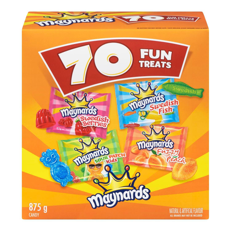Maynards Crossbrands Fun Treats Soft Candy 875 G