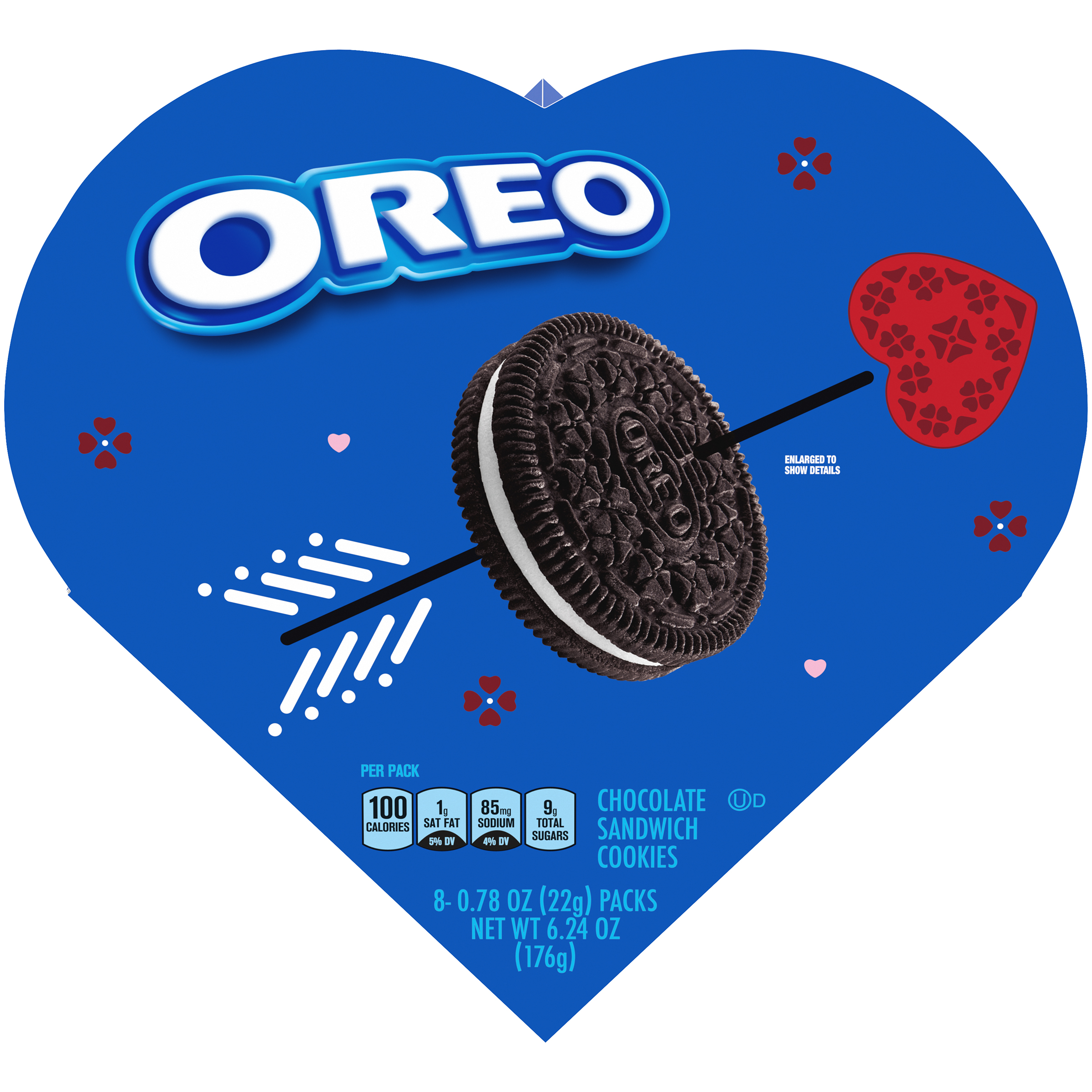 OREO Original Cookies 6.24 oz