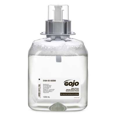 GOJO® One Step Hand Wash and Sanitising Foam