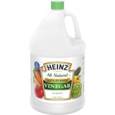 Heinz Distilled White Vinegar 1 gal. Jug image