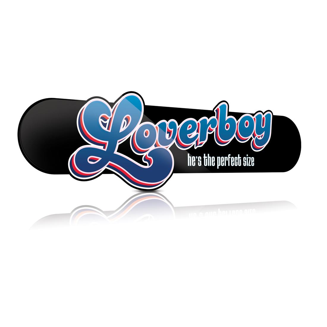 Loverboy - Slatwall Sign