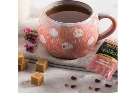 English Breakfast Tea - Case of 6 boxes- total of 120 teabags
