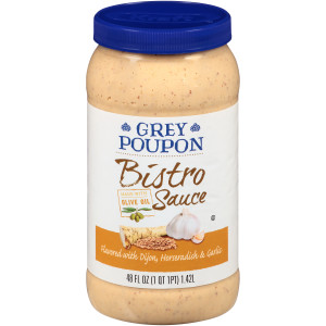 GREY POUPON Bistro Sauce, 48 oz. Jar (Pack of 4) image