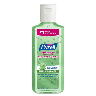 PURELL® Advanced Hand Sanitizer Aloe Gel