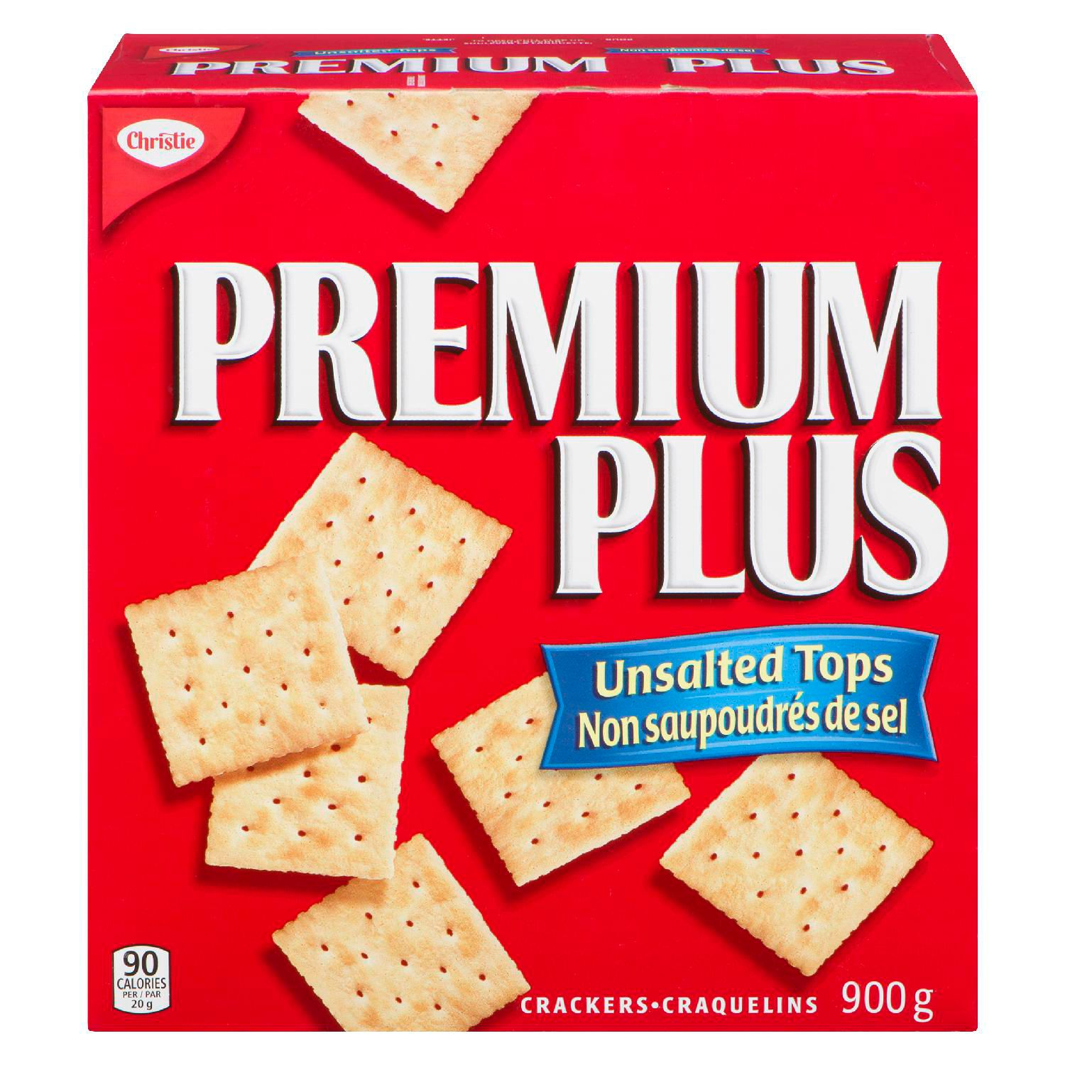 Premium Unsalted Crackers 900 G