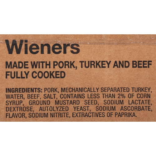 OSCAR MAYER Wiener (8:1, 6