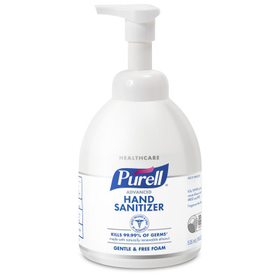 PURELL® Advanced Green Certified Instant Hand Sanitizer Foam