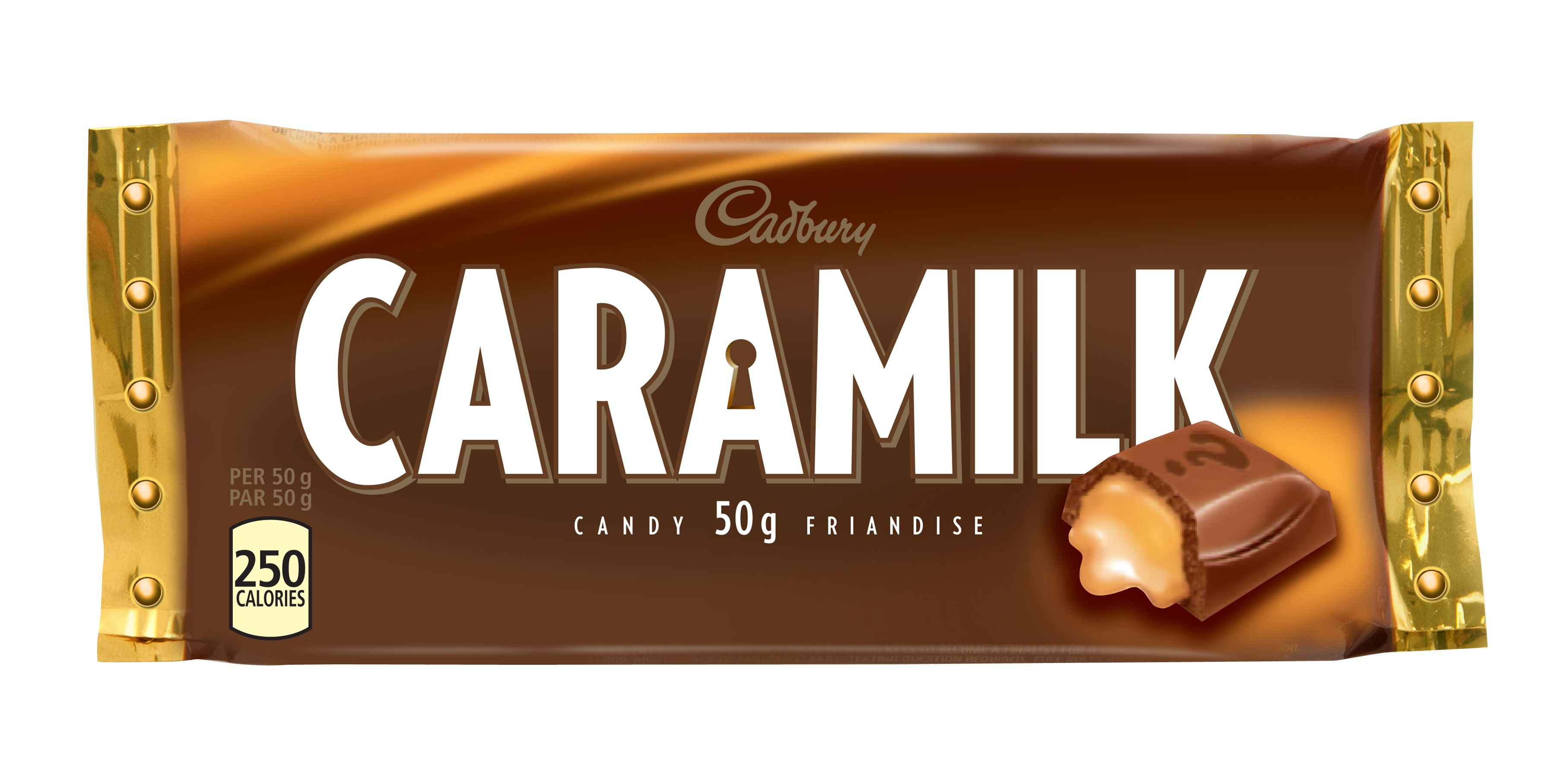 Caramilk Original Chocolate Bar 50 G
