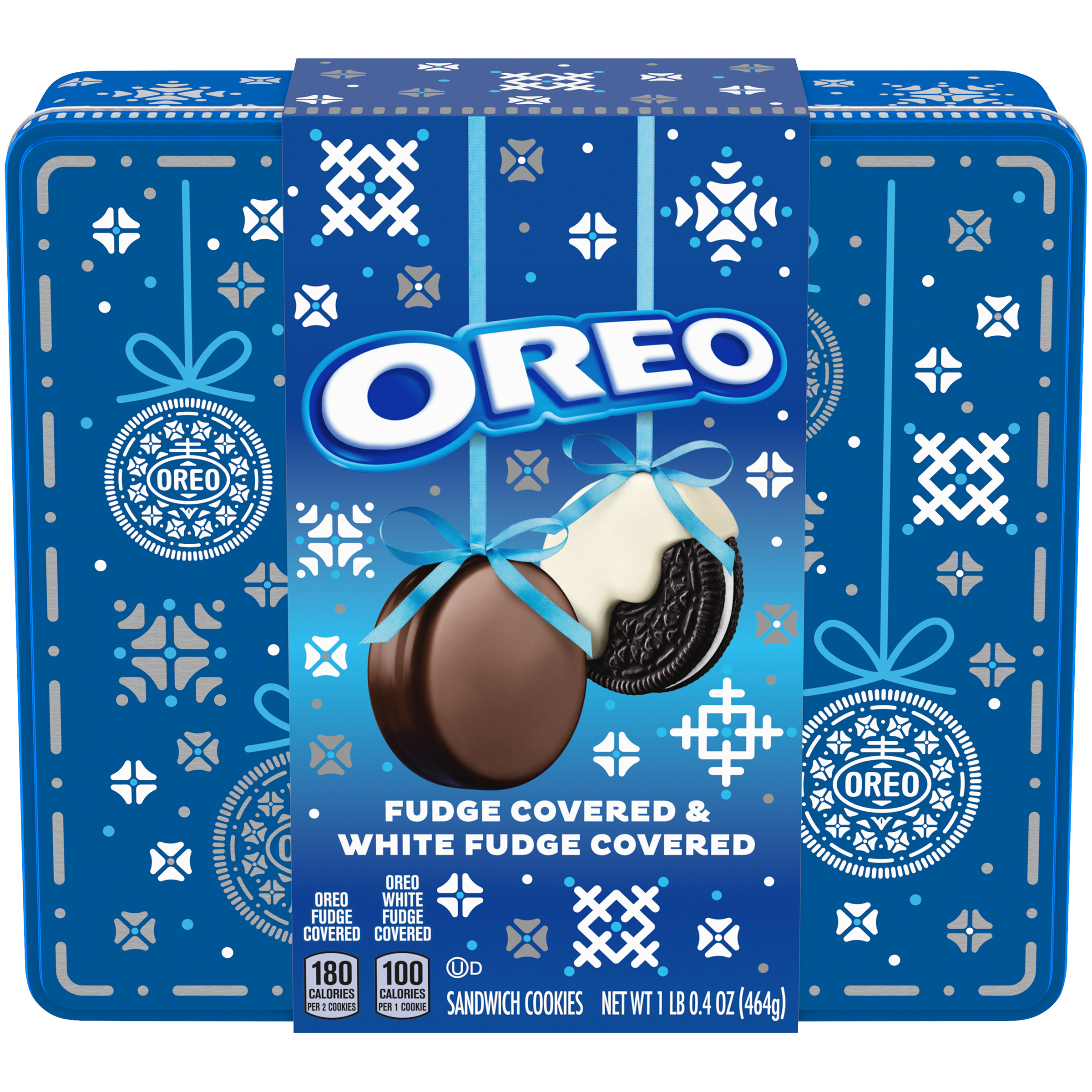 OREO Fudge Covered Cookies 16.4 oz