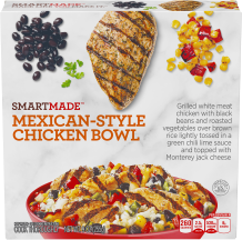 MEXICAN-STYLE CHICKEN BOWL