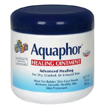 Aquaphor Advanced Therapy Hand and Body Moisturizer 14 oz. Jar Unscented Ointment, 01035610113 - EACH