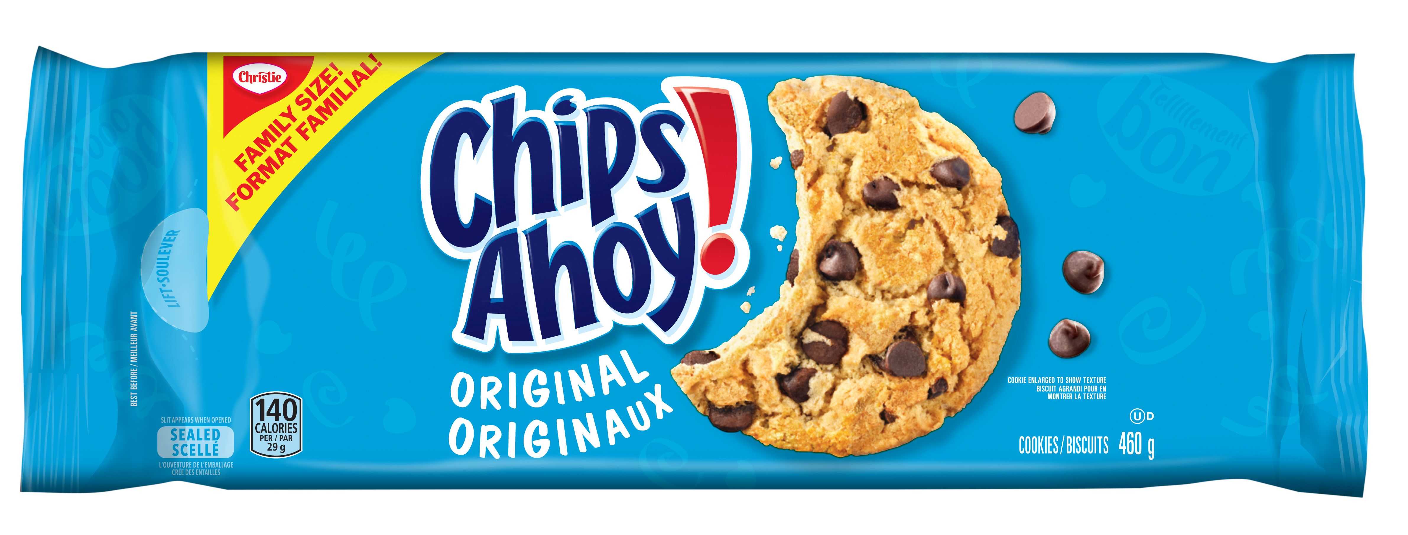 CHIPS AHOY!  ORIGINAL 460 GRM