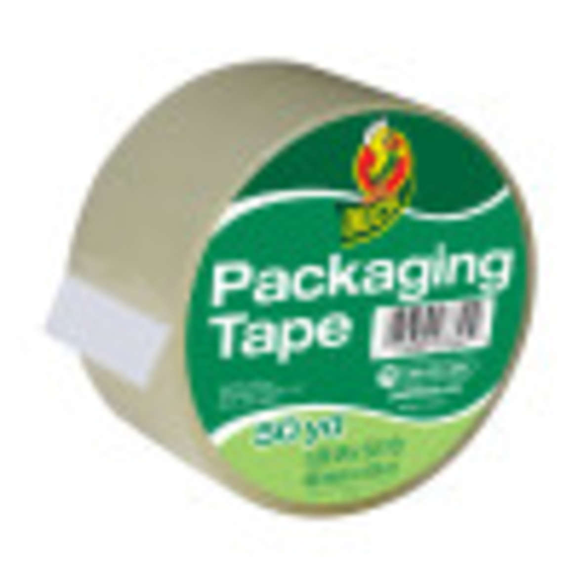 Duck® Brand Standard Packaging Tape - Clear, 1.88 in. x 50 yd. Image