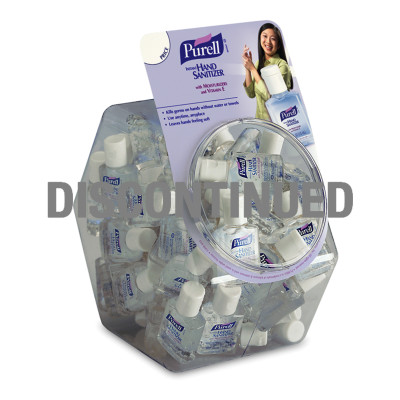 PURELL® Instant Hand Sanitizer - DISCONTINUED