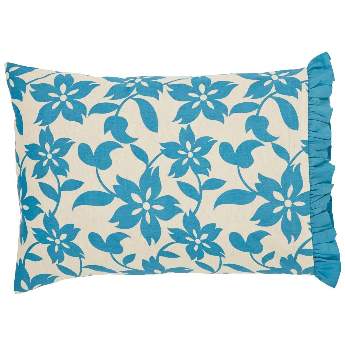 Briar Azure Standard Pillow Case Set of 2 21x30