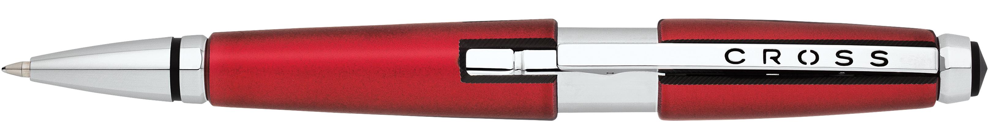 Cross Edge Red Gel Ink Pen (Self-Serve box)